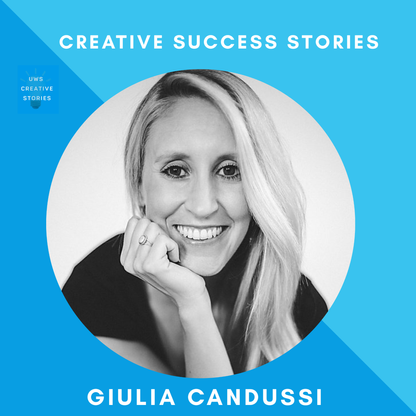 Student Success Story - Giulia Candussi