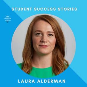 Student Success Story - Laura Alderman