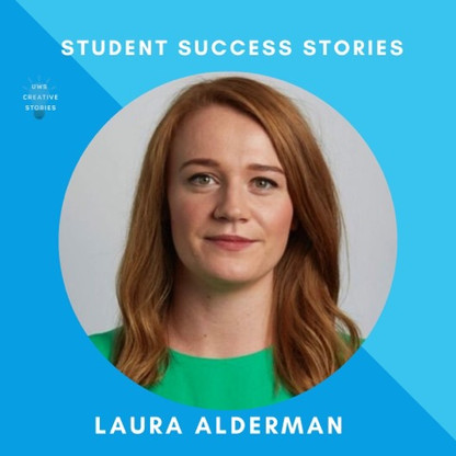 Student Success Story - Laura Alderman