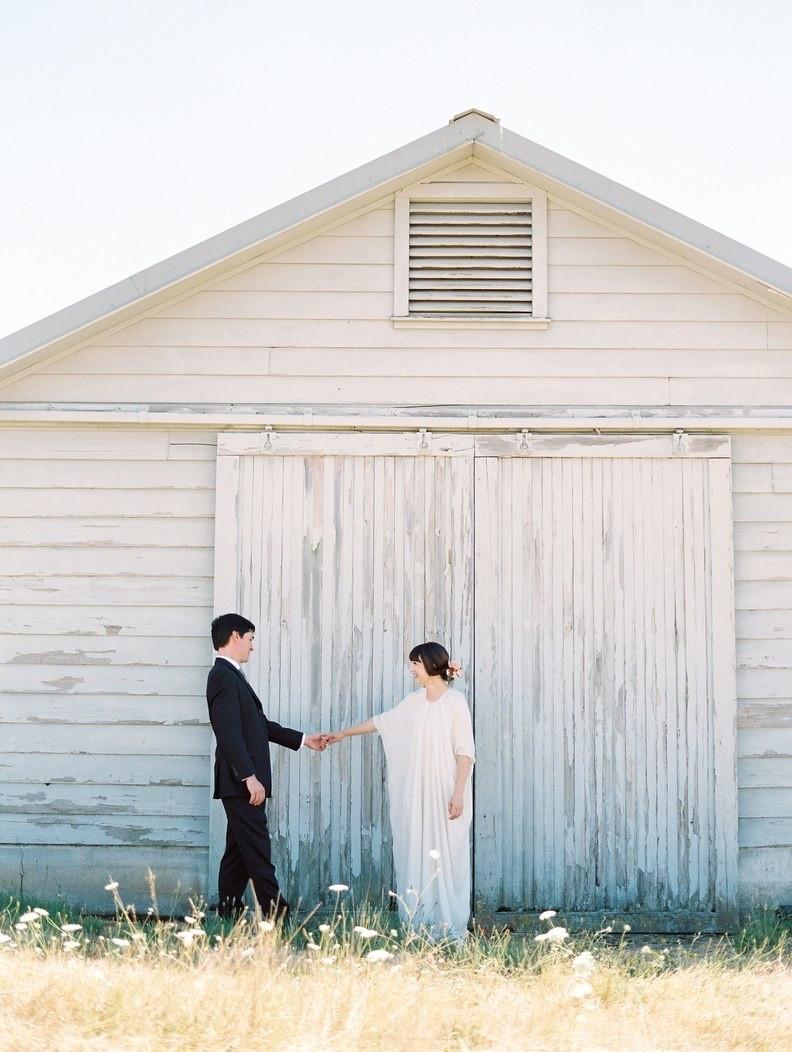 "Wedding venue as wedding tradition ""something old"""