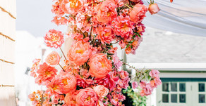 Ways to Incorporate Pantone's Color of the Year 2019 Into Your Wedding