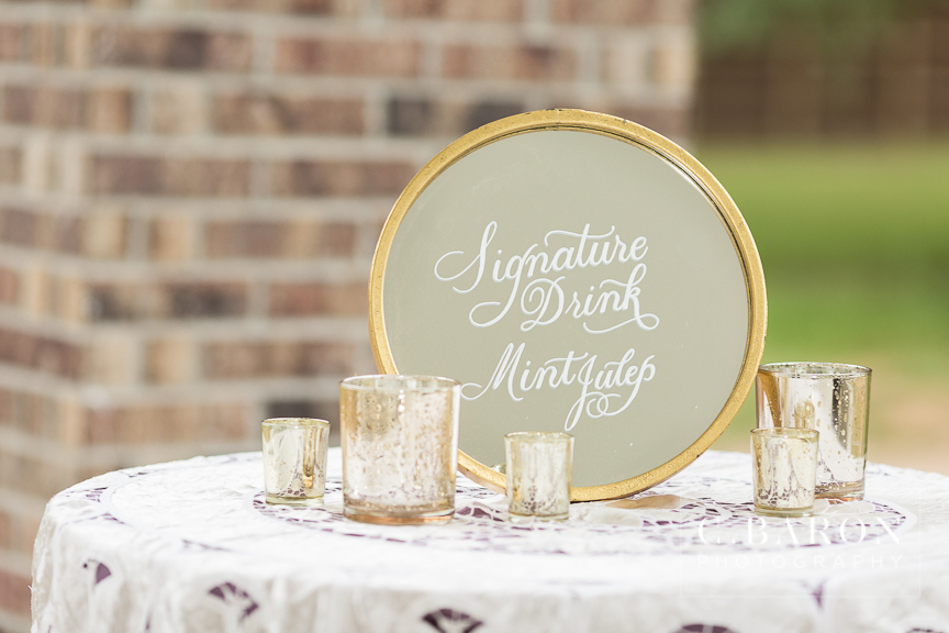 Wedding floral and decor