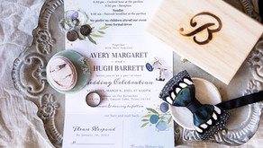 Hideout on the Horseshoe Wedding in Hill Country| Avery & Hugh