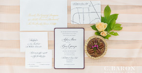 Wedding Stationery 101: Every Piece of Stationery You Might Need For Your Wedding