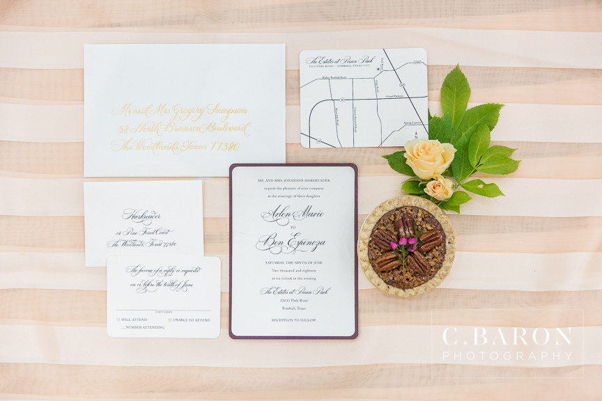 Wedding Invitations Suite