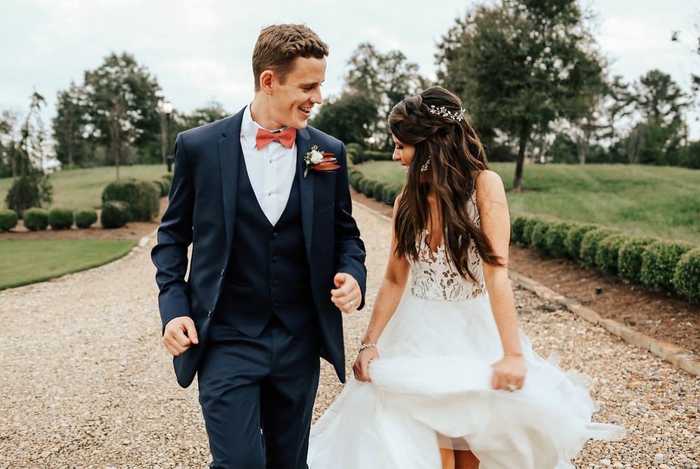 Pantone Color of the Year 2019 Groom's Attire