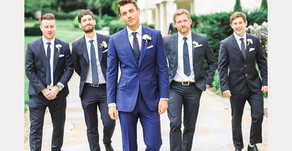 Unique Ways for the Groom to Stand Out
