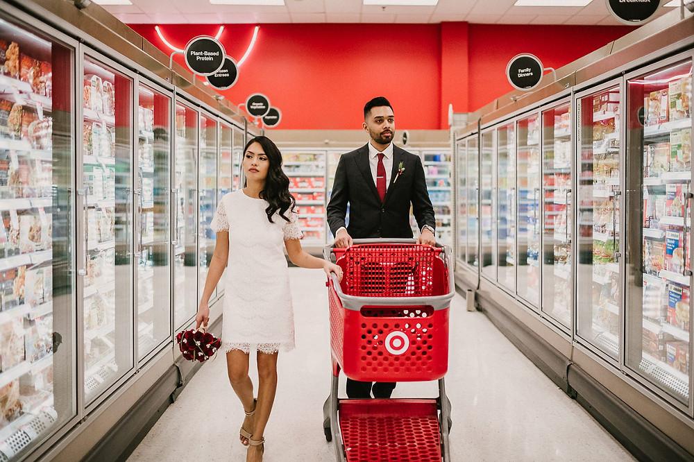 Target engagement photos