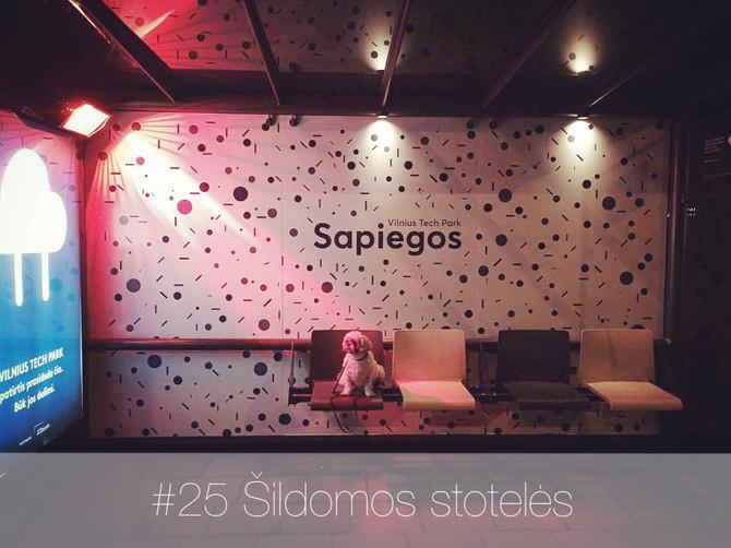 #365laimesdienos - 25. Šildomos stotelės