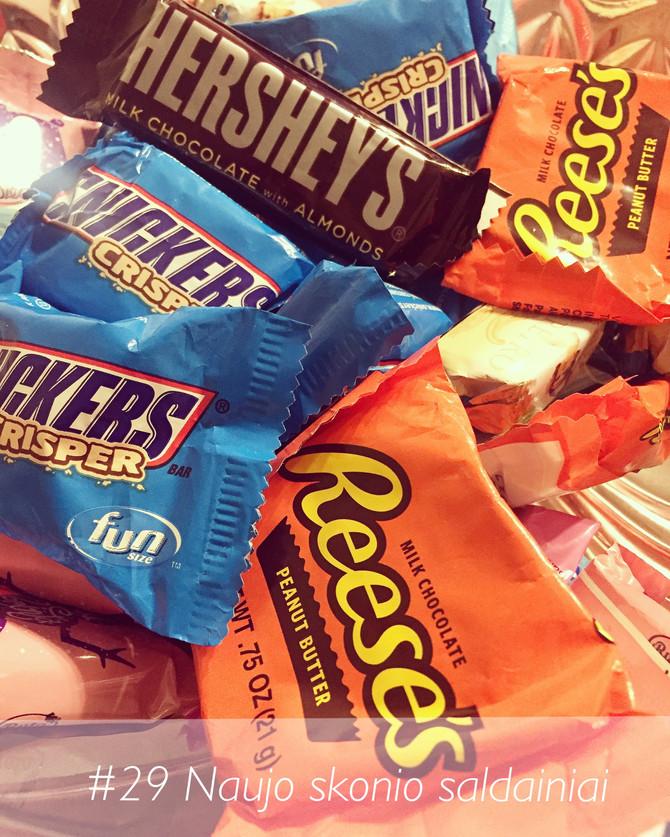 #365laimesdienos - 29. Naujo skonio saldainiai