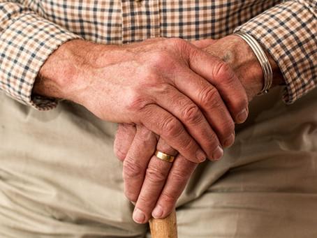 Näring allt viktigare när vi åldras