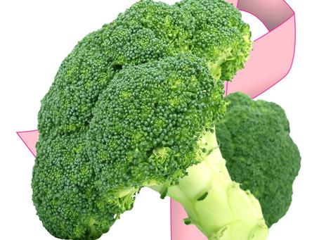 Broccoli dödar bröstcancer
