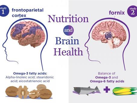 Snabbare hjärna med fettsyror och D-vitamin