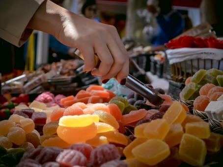 För mycket socker äventyrar hälsan