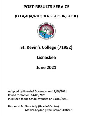 St. Kevin's College Post-Results Service
