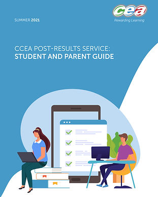 Student & Parent Guide to Post-Results S