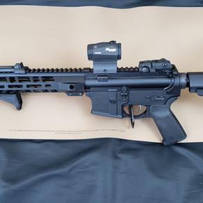 AR Pistol Build