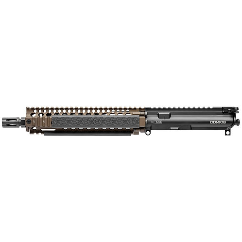 "DD MK18 URG UPPER 556 10.3""(MK18 FDE)"