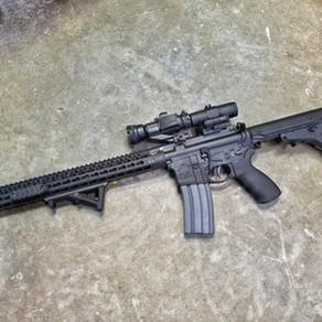 AR15 Builds