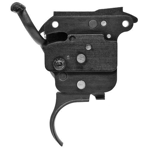 CMC Triggers, Remington 700 Ultra Precision Curved Bow Adjustable Trigger, Black