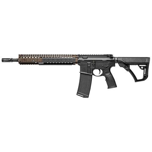 """DD M4A1 556NATO 14.5""""PB FDE 32RD"""
