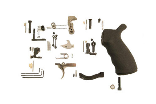 SPIKE'S LOWER PARTS KIT ENHANCED BLK
