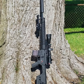 AR15 Precision Build Going Out Today