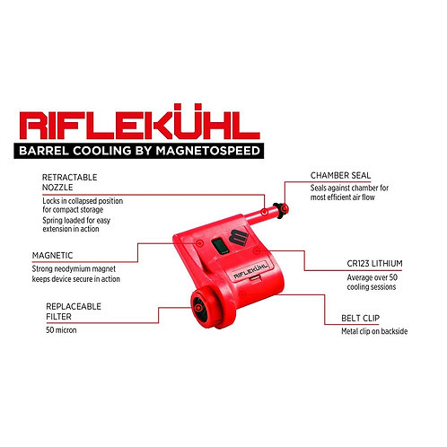 RifleKuhl Barrel Cooler