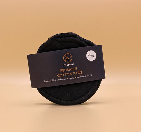 Uglies - Reusable Cotton Pads - 7 PK