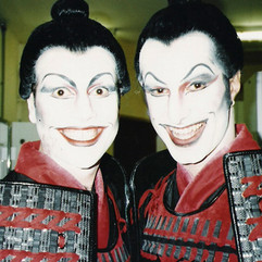 MADAME BUTTERFLY theatre production