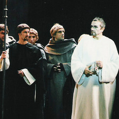 ASSASSINIO NELLA CATTEDRALE theatre production