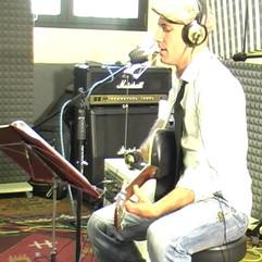 Recording BACI acoustic!