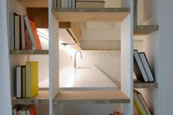 libreria-bifacciale-cucina