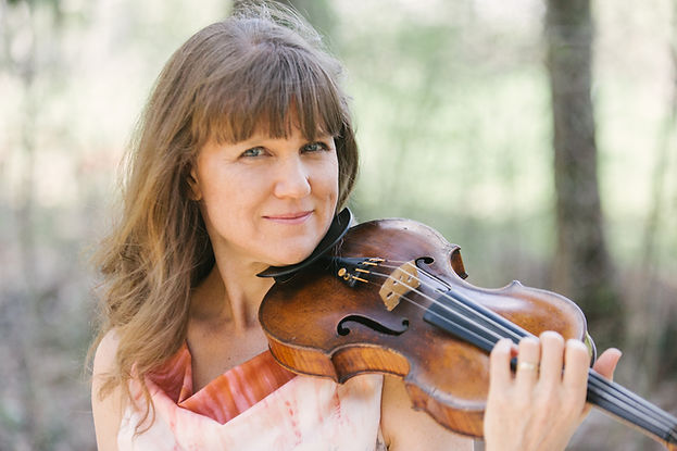 Tamara Ringas, violin teacher