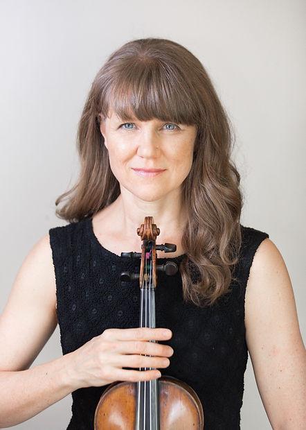 Tamara Ringas, violinist