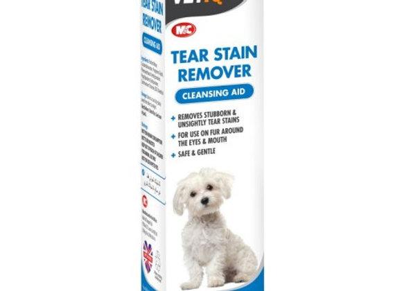 """נוזל לניקוי כתמי דמעות לכלבים וחתולים בקופסא 100 מ""""ל"""