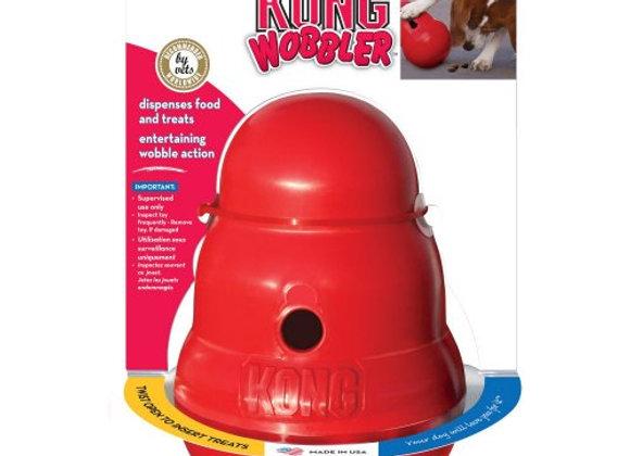 KONG WOBBLER-צעצוע האכלה