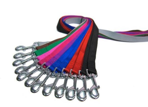 """רצועת ניילון שכבה כפולה 30 מ""""מ צבעונית"""