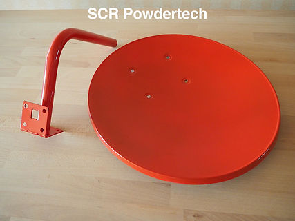SCR Satellite