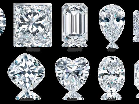 【鑽石切工入門篇】Fancy Cut 花式切割鑽石(上)