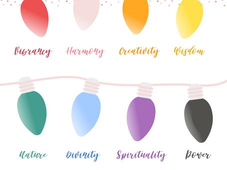 【首「色」圖鑑】What's your colour?