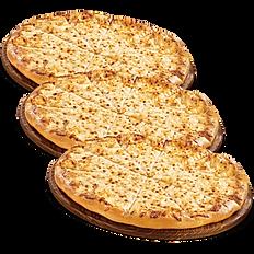 3 משפחתיות 3 תוספות נא לציין איזה תוספת ועל איזה פיצה