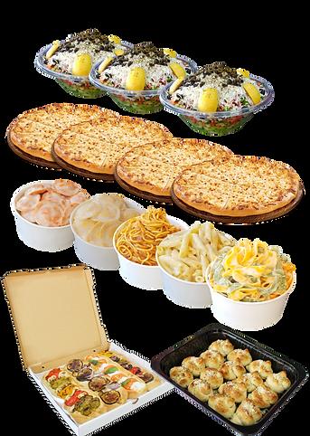 חבילת אירוח 1
