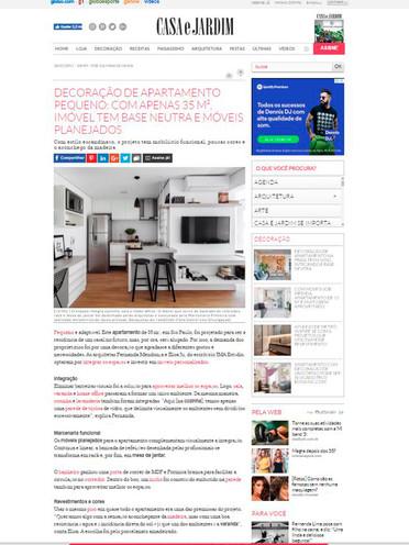 CASA & JARDIM | APARTAMENTO PERDIZES ABSOLUTO