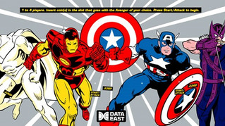 DO YOU REMEMBER: CAPTAIN AMERICA AND THE AVENGERS