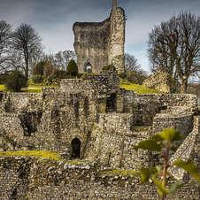 Le Chateau de Domfront
