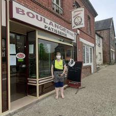La Boulangerie à St Mars D'Egrenne