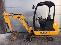 JCB 8014
