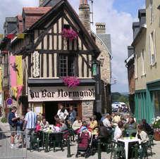 Au Bar Normand - Domfront-en-Poiraie 61700