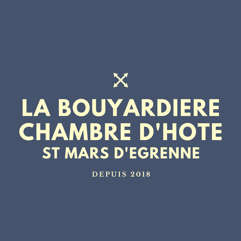 La Bouyardière Chambre D'Hote logo HIRES